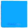 "Beadalon Bead Mat Tacky 4.25"" Square Trasparent Blue"